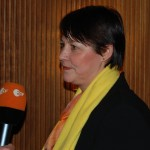 Andrea Giese im ZDF-Interview