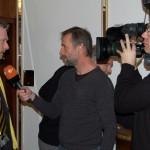 Dirk Weissleder im ZDF-Interview