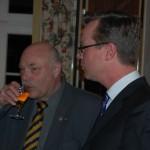 Gerd Klaus und Tobias Münkner