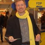 Wahlstand in Laatzen 1
