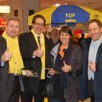 Zusammen mit Birkner, Giese und Dreyer