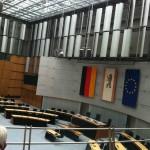 Sitzungssaal Berliner Abgeordnetenhaus
