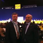 Dirk Weissleder und Gerhard Kier auf dem BPT in Nürnberg