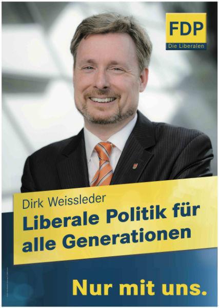 Kandidatenplakat