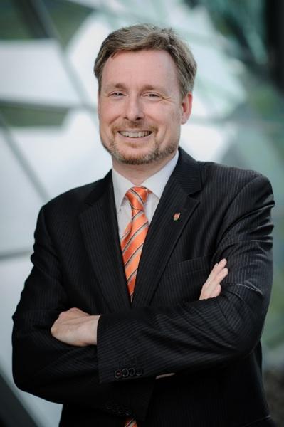 Dirk Weissleder am 16.07.2013 in Hannover