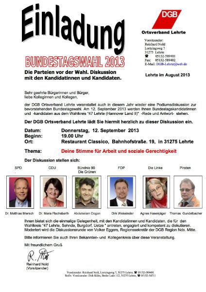 2013-Einladung-Bundestagswahl-DGB Kopie 2