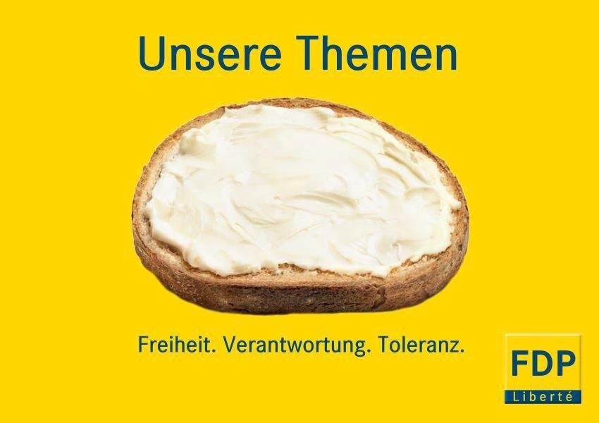Brot-und-Butter-Themen der FDP