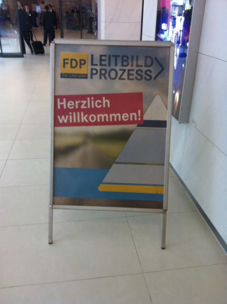 Der Leitbild-Prozess der FDP