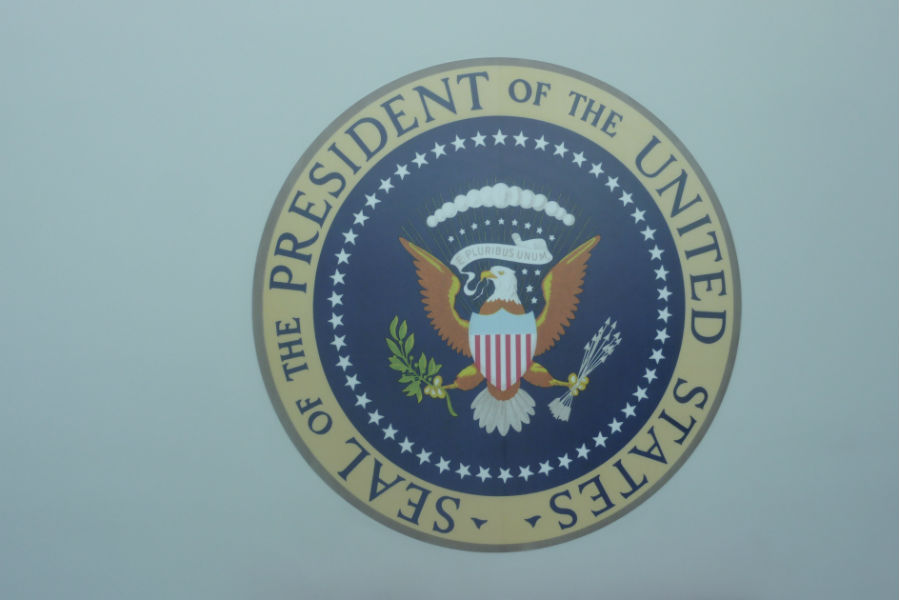 Great Seal of the President of the United States of America